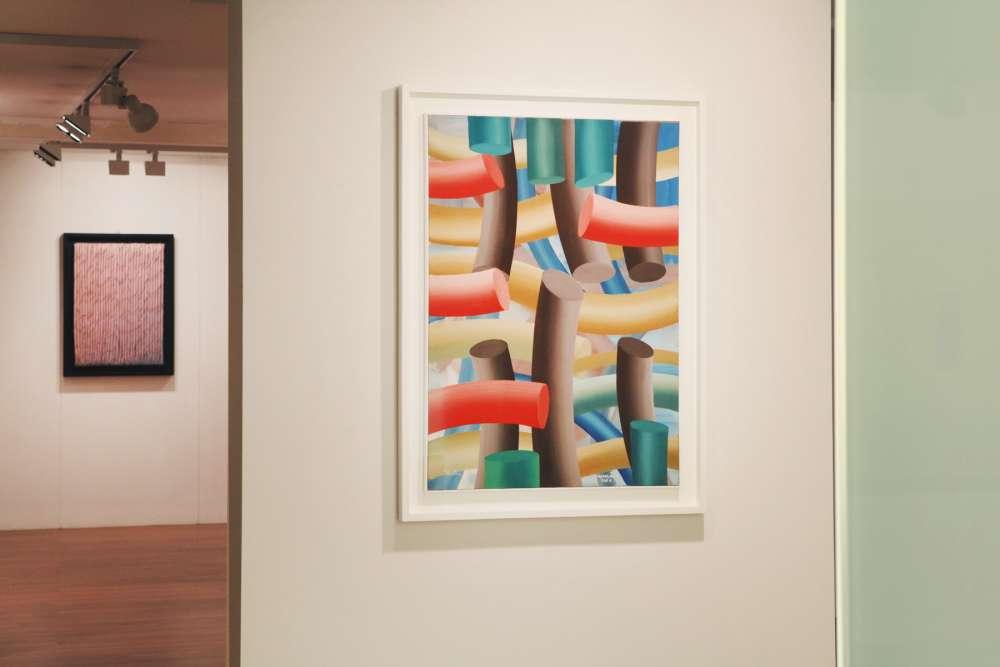 Marco Carnà, 1963 Galleria di Ricerche d'Habitat