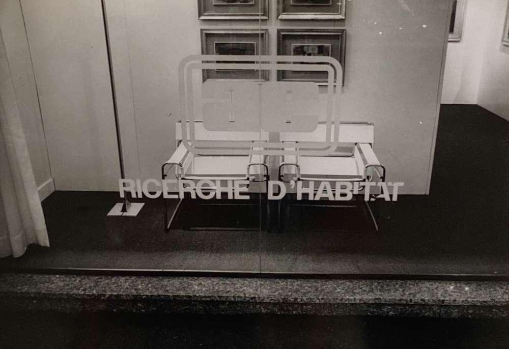 Ricerche d'Habitat Merate, Lecco, 1976